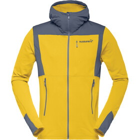 Norrøna Falketind Warm1 Stretch Zip Hoodie Men Eldorado